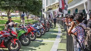 OVERDRIVE India Superbike Festival 2014, Pune
