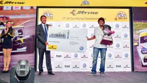 Karthik Tharani crowned 2014 Volkswagen Polo R Cup 2014 Champion