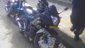 Suzuki Gixxer SF to be launched in India on April 7, 2015