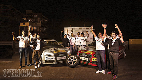 24 Hours of OVERDRIVE with Audi A3s (40)