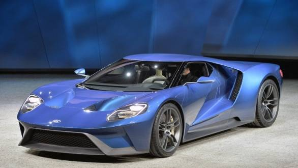 Ford GT 4
