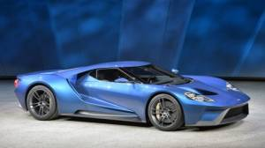 Ford is now taking orders for the new GT