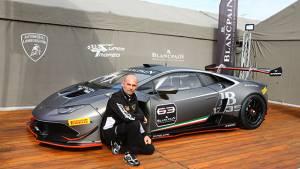 Giorgio Sanna appointed as head of Lamborghini's motorsport division