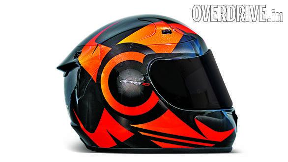 HJC helmet 1