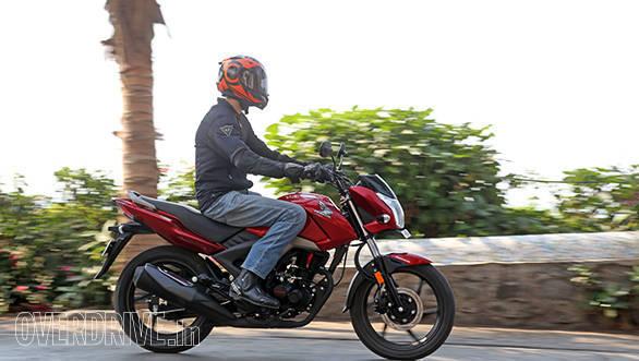 Honda CB Unicorn 160 (1)
