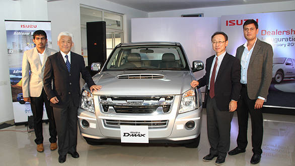 Isuzu Rajkot launch
