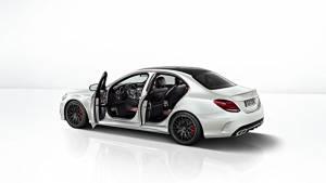 2015 Mercedes-AMG C 63: Image gallery