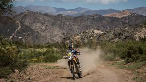 Dakar 2015: Marc Coma moves into the lead as Barreda Bort slips down the order