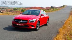 2015 Mercedes-Benz CLA review India