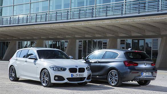 New BMW 1-Series