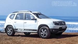 OD garage: Renault Duster AWD fleet introduction