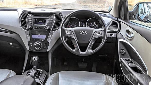 Skoda Yeti vs Honda CRV vs Hyundai Santa Fe (6)