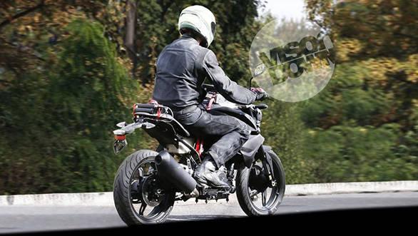 TVS-BMW bike