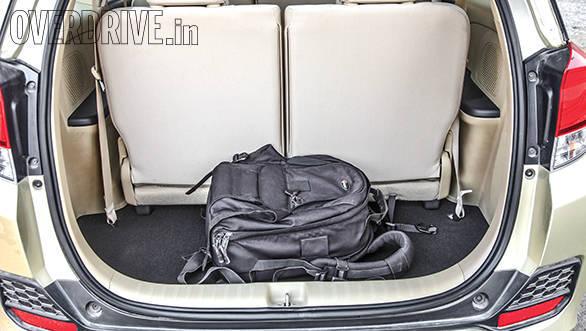 Datsun Go+ vs Maruti Ertiga vs Honda Mobilio (17)