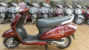 Honda Activa is India's best selling two-wheeler in March 2015