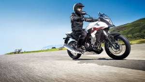 2015 Honda CB500X review