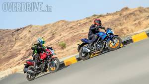 Comparison: Suzuki Gixxer vs Honda Unicorn 160 CBS