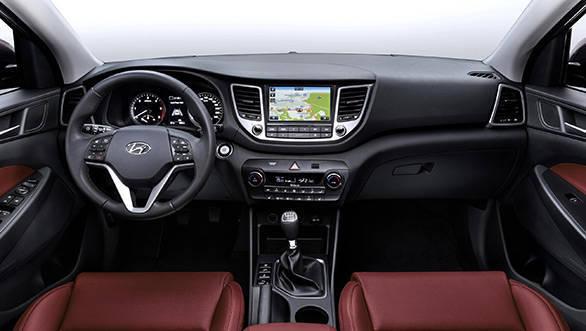 Hyundai-Tucson---Dashboard