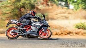 KTM RC 200 road test review