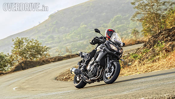 2015 Kawasaki Versys 1000 review