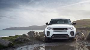 2016 Range Rover Evoque image gallery