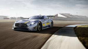 2015 Mercedes-AMG GT3: Image gallery