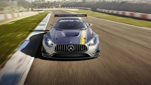 Mercedes-AMG unveils the GT3