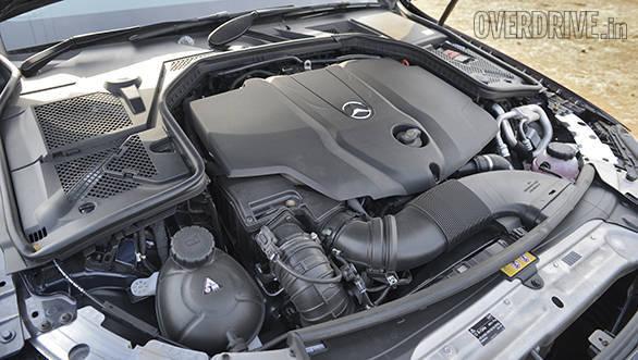 Mercedes C-Class diesel (6)