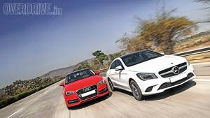 2015 Mercedes-Benz CLA 200 CDI Sport vs Audi A3 35 TDI Technology