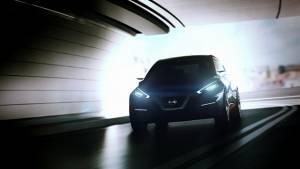 2015 Geneva Motor Show: Nissan teases the Sway concept hatchback