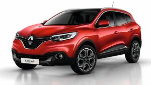 Geneva Motor Show 2015: Renault Kadjar unveiled