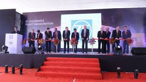 ZF sets up its eighth Indian manufacturing unit at Chakan, Pune