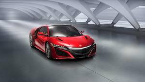 2015 Geneva Motor Show: 2016 Honda NSX supercar image gallery