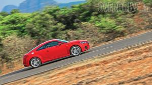 2015 Audi TT coupé to be launched in India on April 23, 2015