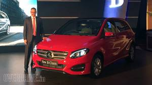 Mercedes-Benz B-Class facelift launched in India at Rs 27.95 lakh