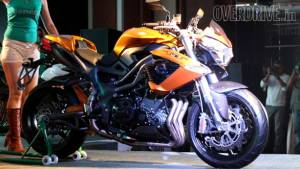 DSK-Benelli launch five new motorcycles in India
