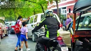 Better Riding: Slow down, school ahead