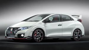 2015 Geneva Motor Show: Honda Civic Type R image gallery