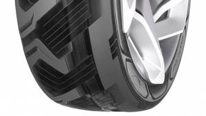 2015 Geneva Motor Show: Goodyear showcases two concept tyres, the BH03 and the Triple Tube
