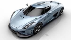 2015 Geneva Motor Show: Koenigsegg Regera hyper car unveiled