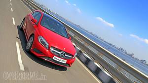 Mercedes-Benz A200 CDI Sport review (India)