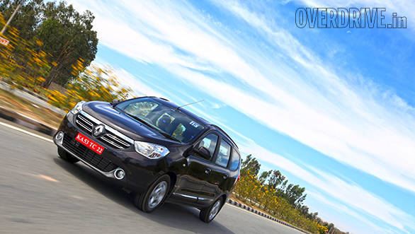 Renault Lodgy lead