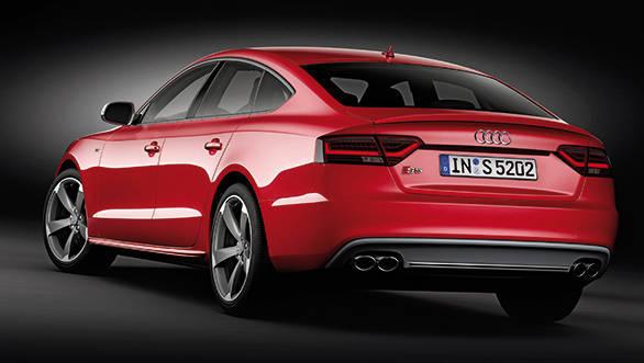 Audi S5 Sportback /Standaufnahme