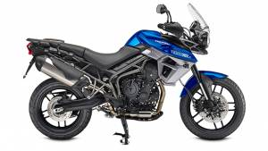 2015 Triumph Tiger 800 XRx and XCx launched in India at Rs 11.6 lakh and Rs 12.7 lakh respectively