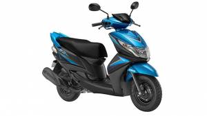 Yamaha India launches the Ray scooter with Blue Core engine tech at Rs 47,805