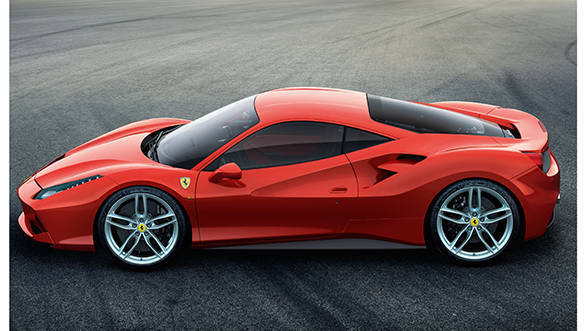 Extreme power was a requisite for the car and is delivered by the new 3902 cc turbo engine coupled to a seven-gear F1 dual-clutch gearbox featuring Variable Boost Management which optimally distributes torque