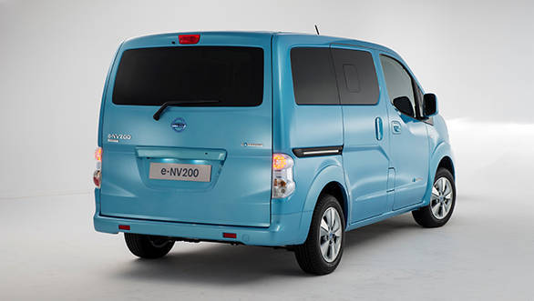Nissan e-NV200 in Europe: The game-changer
