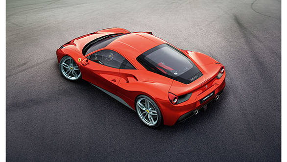 488 GTB's dynamic behaviour during complex manoeuvres even flatter and more stable, so that less expert drivers can enjoy its potential to the fullest, resulting in an extremely thrilling driving experience.
