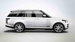 Range Rover Autobiography LWB Black launched in India at Rs 3.75 crore