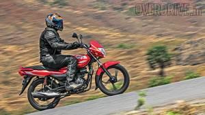 2015 Bajaj Platina 100 ES road test review